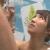 【マジックミラー号】初詣にきた激カワ女子大生が野球拳!男友達のデカチンを手コキし発情、濃厚フェラ