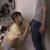 【浜崎真緒フェラ抜き】いじめられっ子が不良先輩の巨乳彼女を性奴隷に、強引にフェラさせ、口内射精