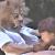 【獣人ライオンイラマチオ】清純な制服jkが夜の公園で無理矢理レイプされ、口内射精、中出し