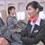 【麻生希フェラ抜き】「バレずに射精して♡」美人CAがフライト中にムラムラ、機内で主観フェラ、ごっくん